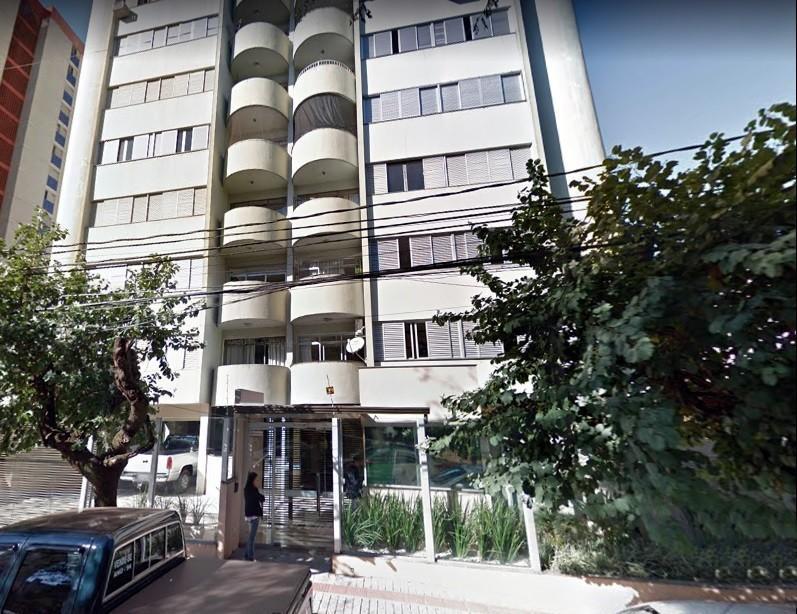 06012.002, Apartamento no Edifício Torres Vedras, de 3 quartos, 130 m² à venda no Centro - Londrina/PR