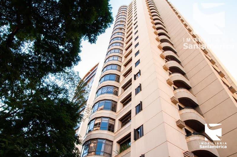 14766.002, Apartamento no Edifício Visconde De Barbacena, de 3 quartos, 280 m² à venda no Centro - Londrina/PR