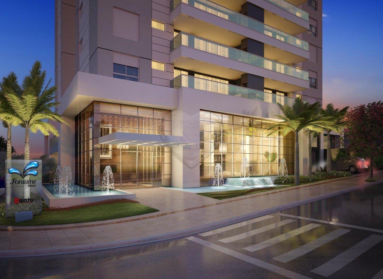 14944.001, Apartamento no Edifício Fontaine Blanc Residence, de 3 quartos, 122.92 m² à venda no Gleba Fazenda Palhano - Londrina/PR