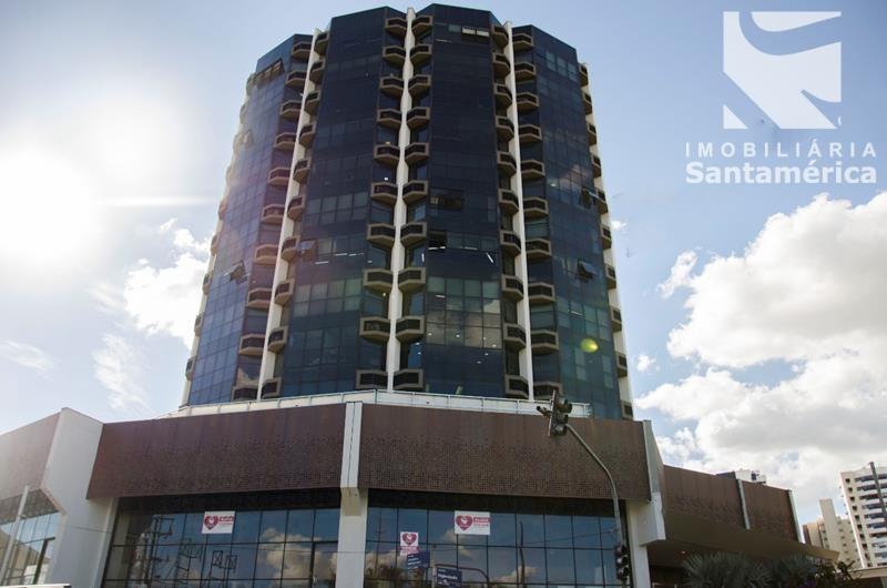 02502.016, Salas/Conjuntos no Edifício Comercial Pioneiros Do Café,, 500 m² à venda no Centro - Londrina/PR