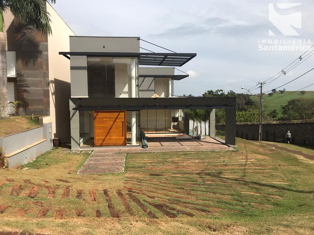 11828.003, Casa  no Condomínio Royal Forest Residence, de 3 quartos, 266 m² à venda no Esperança - Londrina/PR
