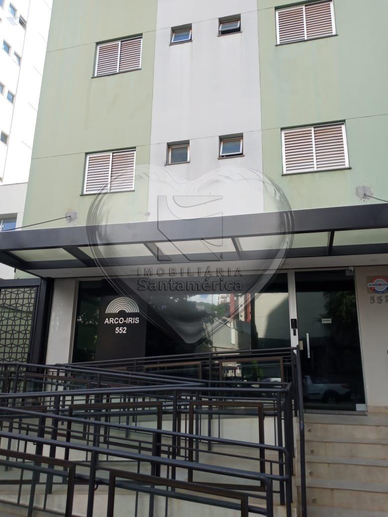 11973.001, Apartamento no Edifício Residencial Arco Iris, de 2 quartos, 59 m² para alugar no Centro - Londrina/PR