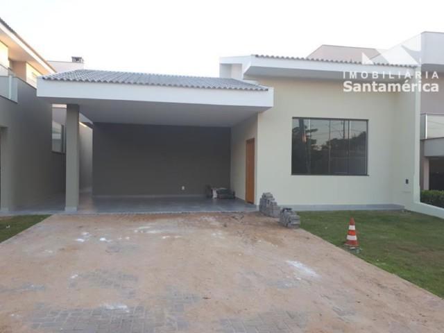 07144.013, Casa  no Condomínio Royal Forest Residence, de 3 quartos, 200 m² à venda no Esperança - Londrina/PR