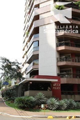 30378.002, Apartamento no Edifício Villa Felice, de 4 quartos, 263 m² à venda no Centro - Londrina/PR