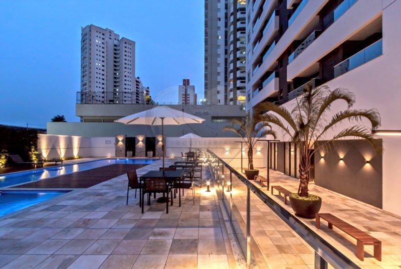 10224.010, Apartamento no Edifício Torreville, de 2 quartos, 82.3 m² para alugar no Gleba Fazenda Palhano - Londrina/PR