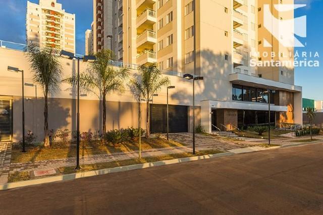 04481.007, Apartamento no Edifício Cosmopolitan Residence, de 3 quartos, 75 m² à venda no Gleba Fazenda Palhano - Londrina/PR