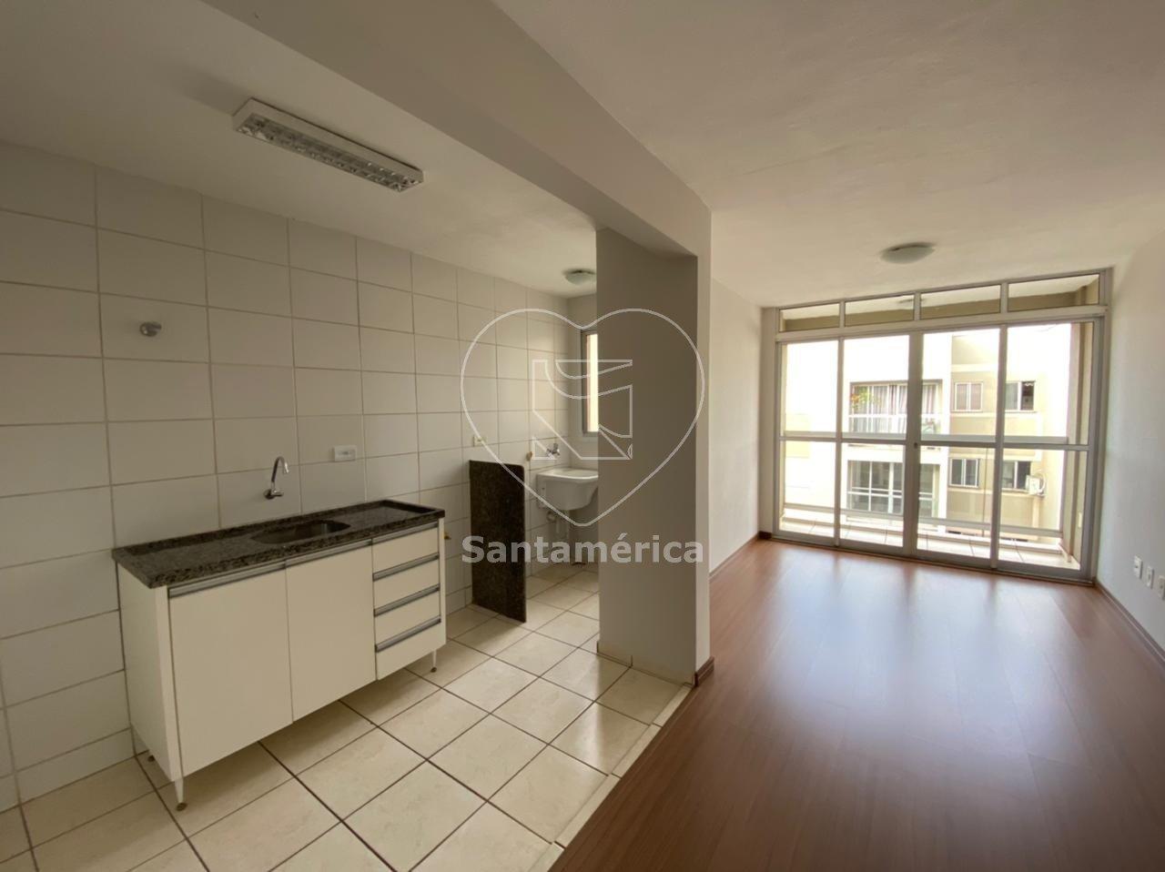 16269.001, Apartamento no Edifício Alameda Europa, de 2 quartos, 41 m² para alugar no Paraíso - Londrina/PR