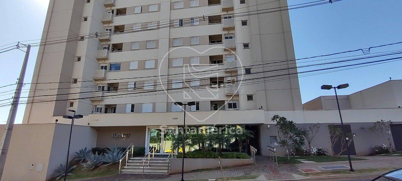 16306.001, Apartamento no Edifício Sunset Faria Lima, de 2 quartos, 66 m² para alugar no Gleba Palhano - Londrina/PR
