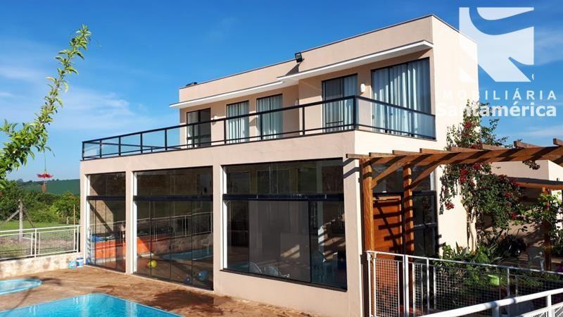 04676.002, Casa  no Condomínio Estância Cabral, de 3 quartos, 400 m² à venda no Esperança - Londrina/PR