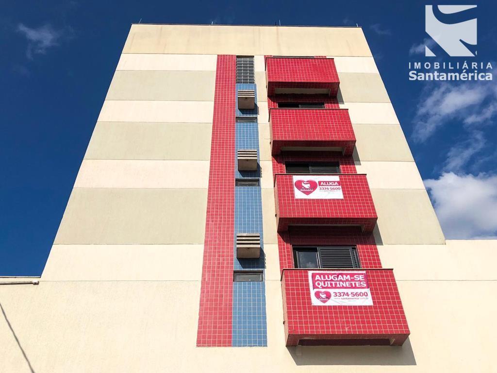 00002.036, Apartamento no Edifício Studio 10, de 1 quarto, 24 m² para alugar no Lago Igapó - Londrina/PR