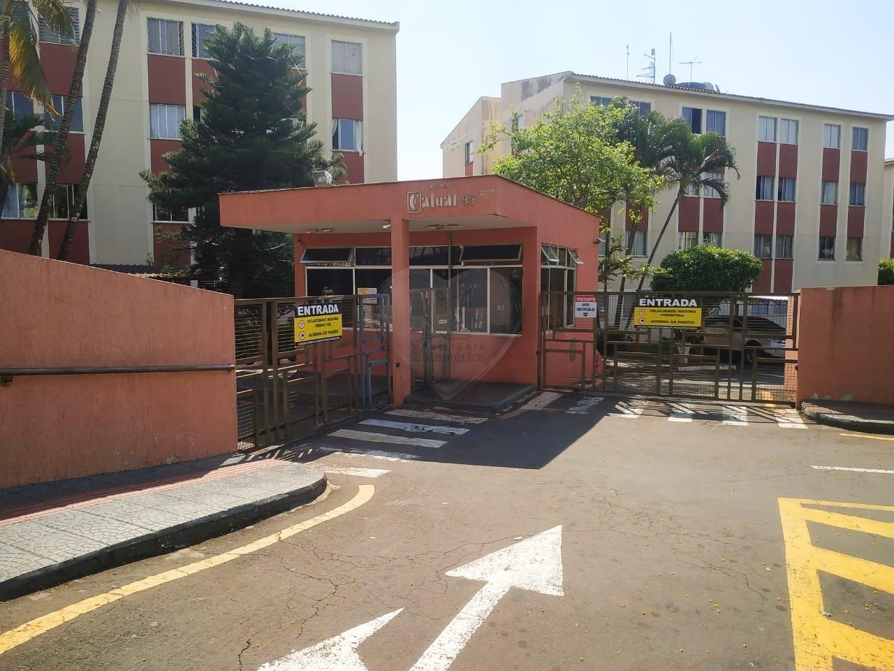 01642.001, Apartamento no Edifício Catuaí, de 3 quartos, 80 m² para alugar no Jardim Santa Cruz - Londrina/PR