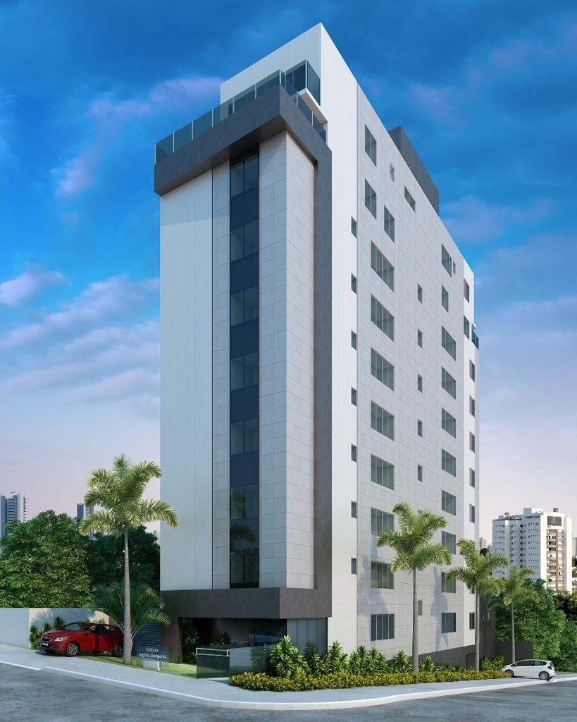 Apartamento de 78,82m²,  à venda