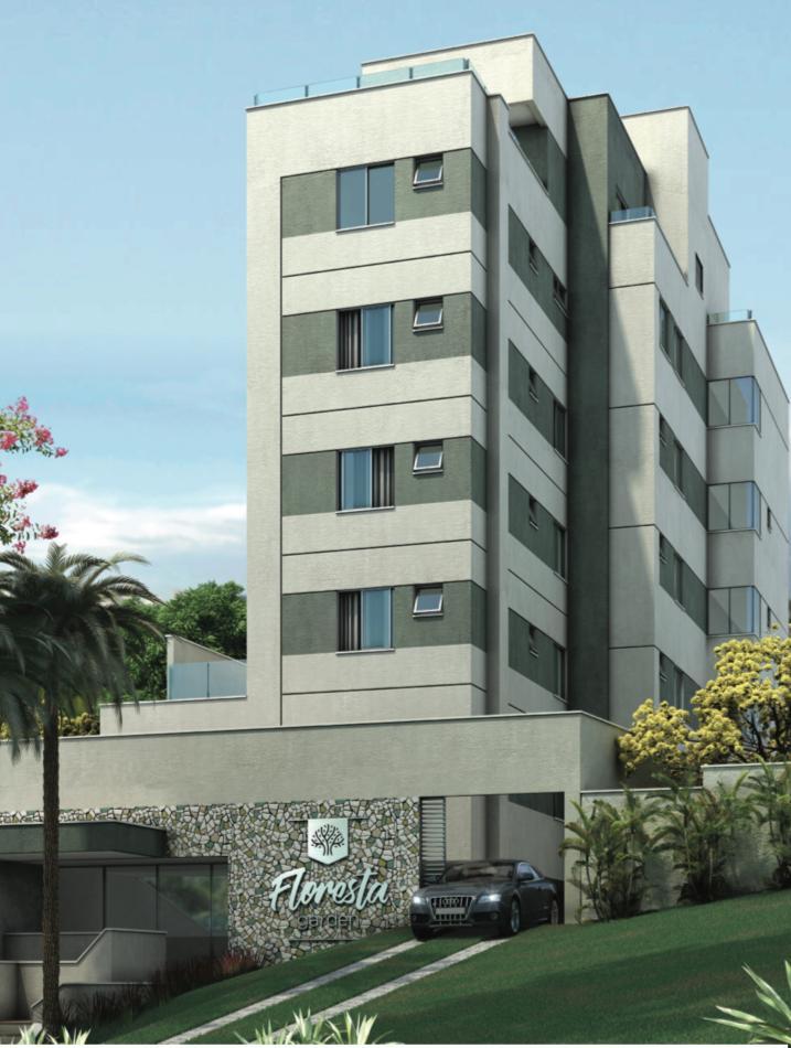 Apartamento de 25,65m²,  à venda
