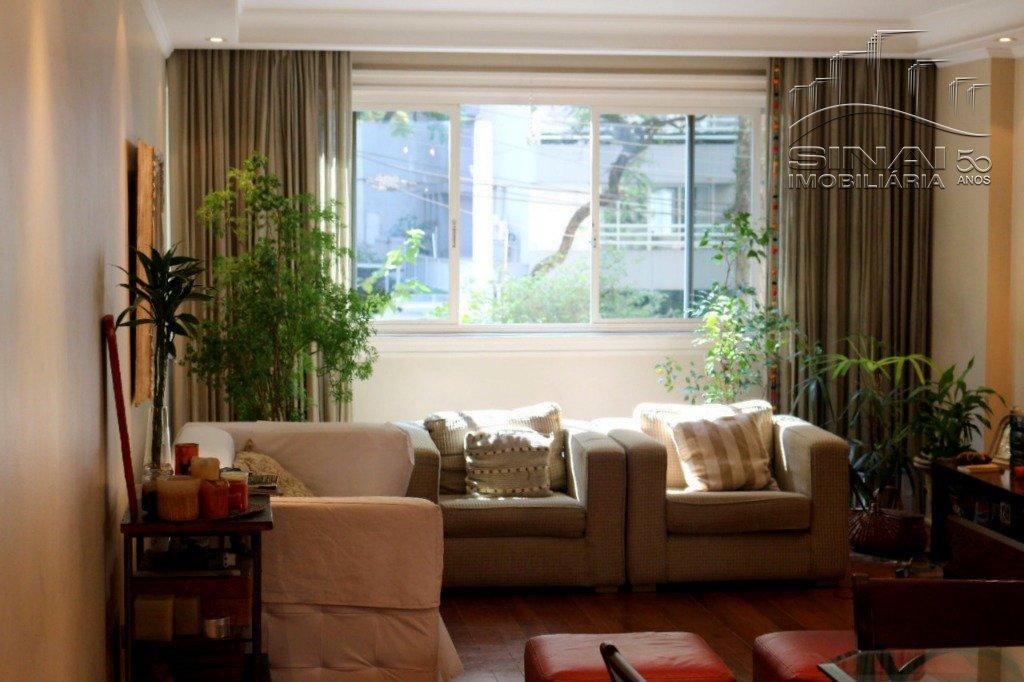 Apartamentos de 3 dormitórios à venda em Cerqueira César, Sao Paulo - SP