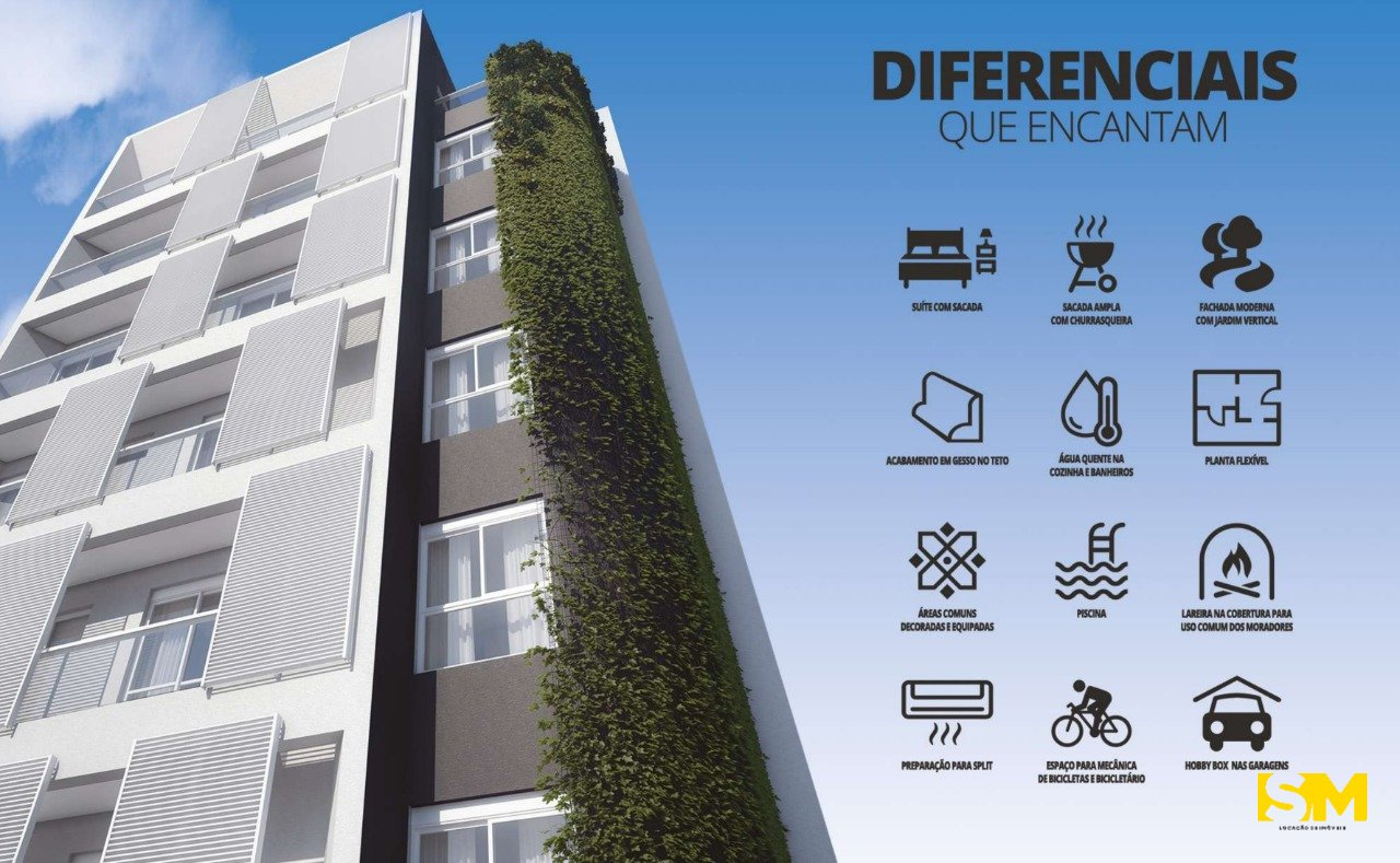 Apartamento Joinville Glória 2136700
