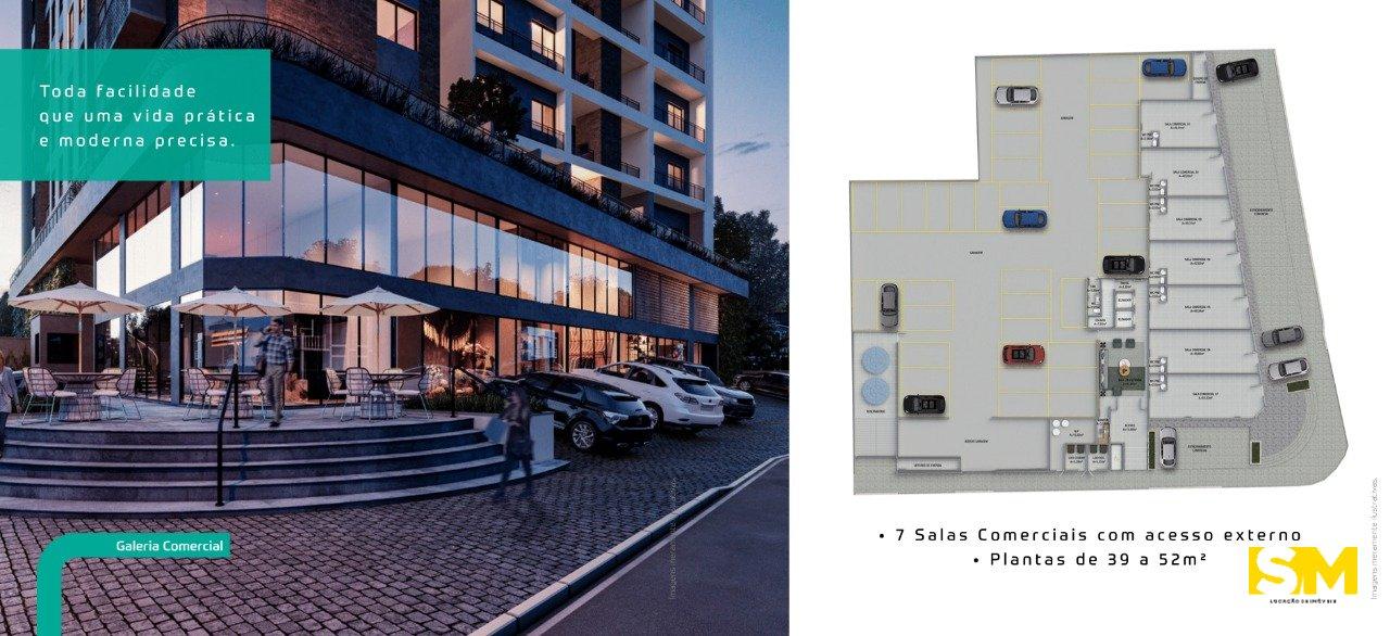 Apartamento Joinville Costa e Silva 2161523