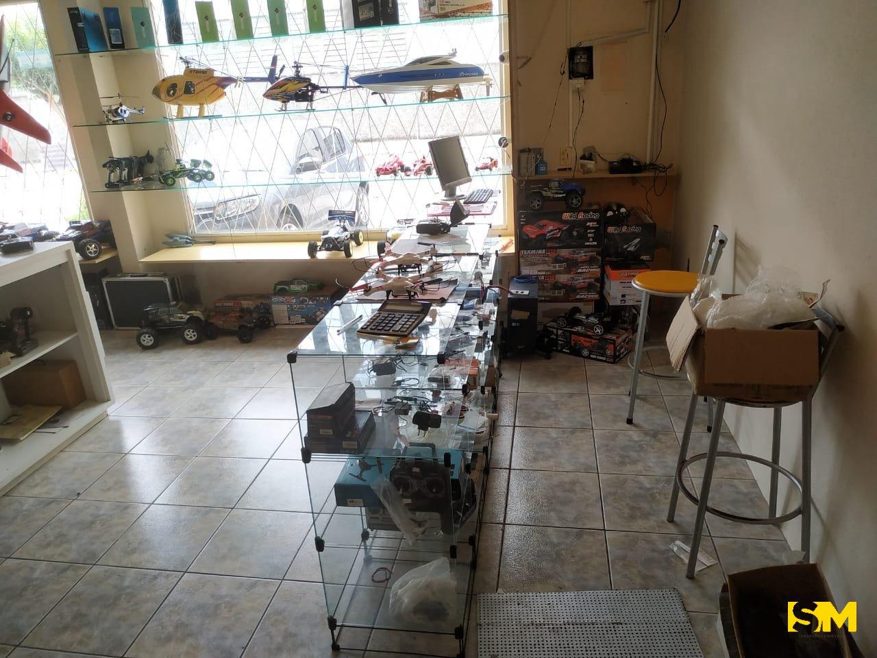 Sala Comercial Joinville Bucarein 2154315