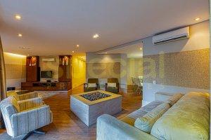 Apartamento Mobiliado em Moema, Pronto para Morar!