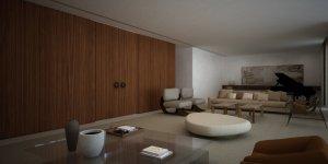 Apartamento Projetado por Arthur Casas