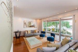 Apartamento com Varanda Gourmet no Itaim Bibi