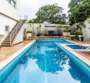 Casa em Rua Sem Saida Cidade Jardim