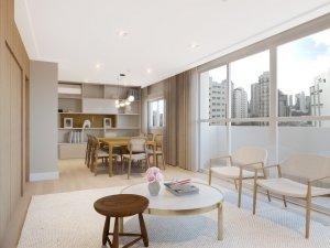 Apartamento Reformado no Itaim Bibi