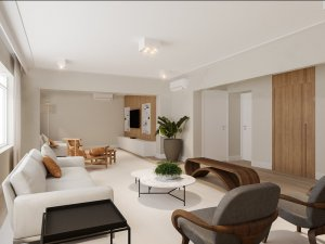 Apartamento Reformado no Jardim Paulista