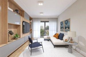Apartamento em Vila Madalena, São Paulo com 3 domitórios e 3 suítes