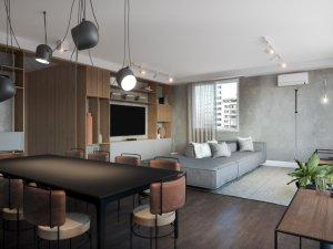 Apartamento em Jardim América, São Paulo com 3 domitórios e 1 suíte