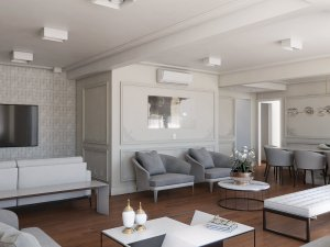 Apartamento em Moema, São Paulo com 3 domitórios e 1 suíte