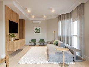 Apartamento em Jardim Paulista, São Paulo com 3 domitórios e 3 suítes