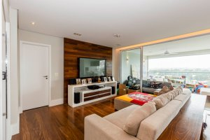 Apartamento Reformado com Lazer no Campo Belo