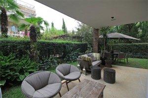 Apartamento Garden em Frente ao Parque Villa Lobos