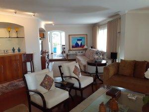 Venda Campo Belo, 311 M², 4 Dormitórios, 4 Vagas.