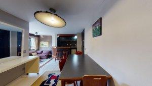 Apartamento em Brooklin, São Paulo com 1 domitórios e 1 suíte