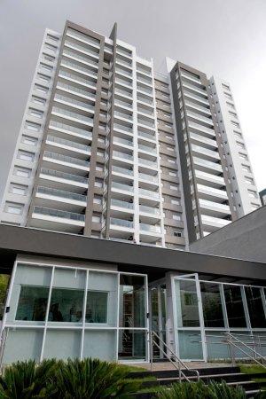 Apartamento em Moema, São Paulo com 1 domitórios e 1 suíte