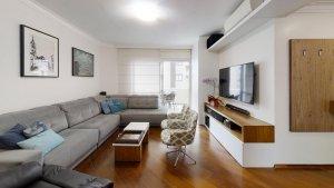 Apartamento em Brooklin, São Paulo com 4 domitórios e 2 suítes