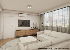 Apartamento em Paraíso, São Paulo com 4 domitórios e 1 suíte