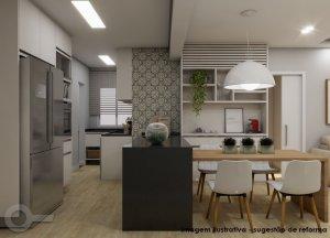 Apartamento em Campo Belo, São Paulo com 2 domitórios e 1 suíte