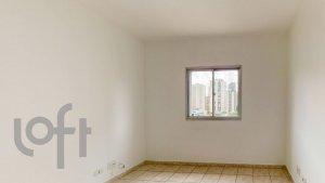 Apartamento em Pinheiros, São Paulo com 1 domitórios e  suíte