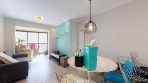 Apartamento em Perdizes, São Paulo com 2 domitórios e 1 suíte