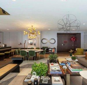 Apartamento Projetado por Roberto Migotto