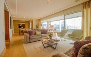 Apartamento com Lazer Completo no Itaim Bibi