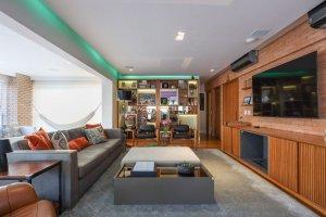 Apartamento Contemporâneo ao Lado da Oscar Freire