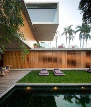 Projeto de Marcio Kogan no Jardim Guedala