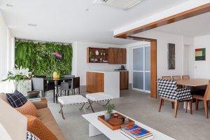 Apartamento Contemporâneo na Vila Nova Conceição