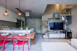 Apartamento Duplex em Rua Sem Saída