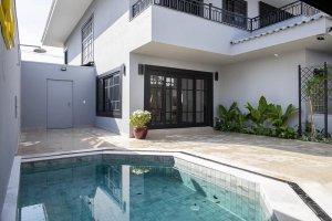 Residência Nova na Cidade Jardim