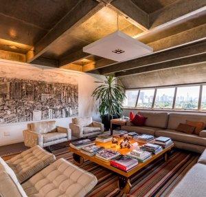 Apartamento Modernista no Itaim Bibi