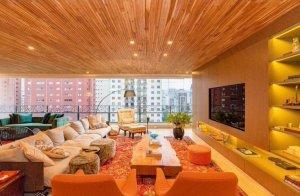 Apartamento Contemporâneo ao Lado do Parque